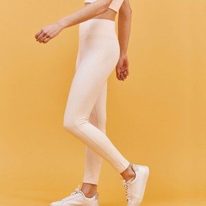Girlfriend Collective Leggings Hi Rise Sand M